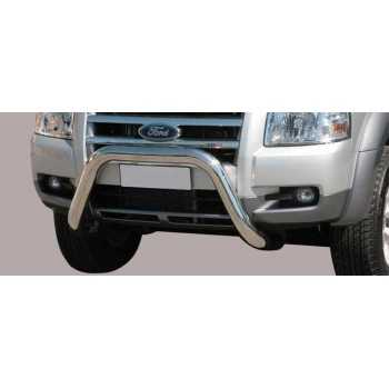 SUPER BAR INOX 76MM FORD RANGER 07-09 HOMOLOGUE CE