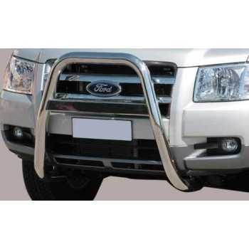 BIG BAR 63 MM INOX FORD RANGER 2007-2009