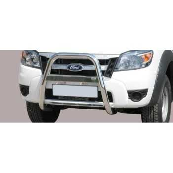 BIG BAR 63 MM INOX FORD RANGER 2009-2011
