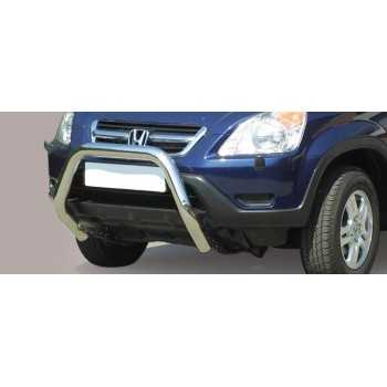 SUPER BAR INOX 76MM HONDA CR-V 02-04