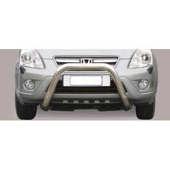 SUPER BAR INOX 76MM HONDA CR-V 05-06