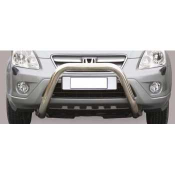 SUPER BAR INOX 76MM HONDA CR-V 06