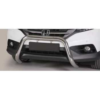SUPER BAR INOX 76MM HONDA CR-V 2012- HOMOLOGUE CE