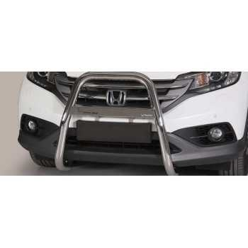 BIG BAR 63 MM INOX HONDA CR-V 2012