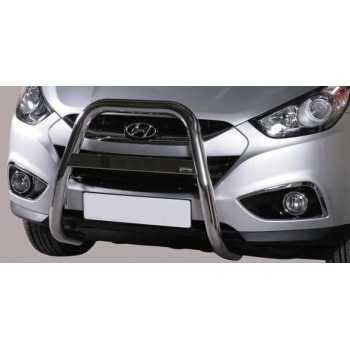 BIG BAR 63 MM INOX HYUNDAI IX35 2011-