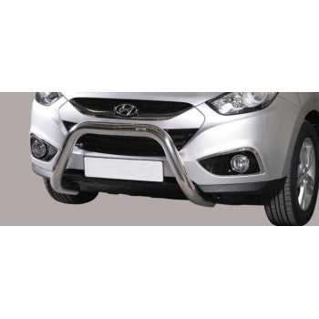 SUPER BAR INOX 76MM HYUNDAI IX35