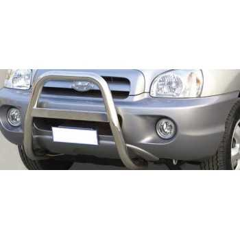 BIG BAR 63 MM INOX HYUNDAI SANTA FE 00-04