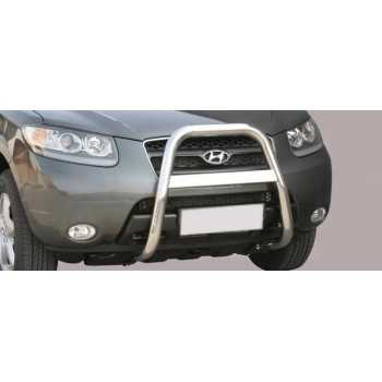 BIG BAR 63 MM INOX HYUNDAI SANTA FE 06-10