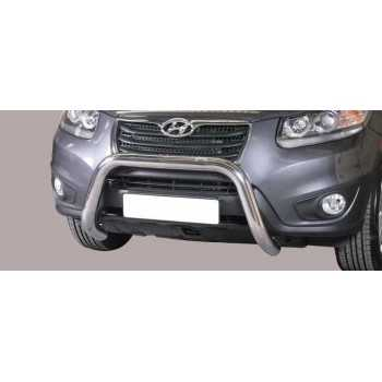 SUPER BAR INOX 76MM HYUNDAI SANTA FE 10-12