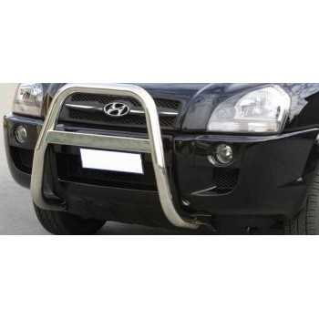 Big bar 63 mm inox Hyundai Tucson 2004-2014