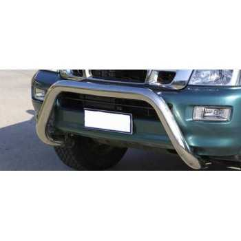 SUPER BAR INOX 76MM ISUZU D-MAX 04-06