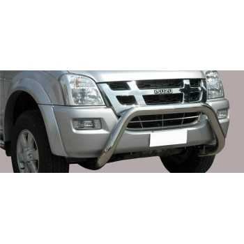 SUPER BAR INOX 76MM ISUZU D-MAX 06-07