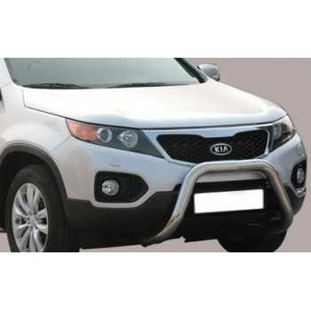 SUPER BAR INOX 76MM KIA SORENTO 09-12 HOMOLOGUE CE