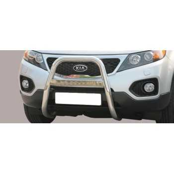 BIG BAR 63 MM INOX KIA SORENTO 09-12