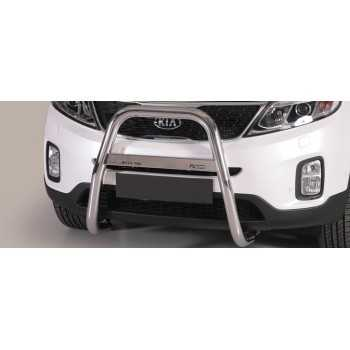 BIG BAR 63 MM INOX KIA SORENTO 2012-2015