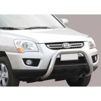 SUPER BAR INOX 76MM KIA SPORTAGE 08-12 HOMOLOGUE CE