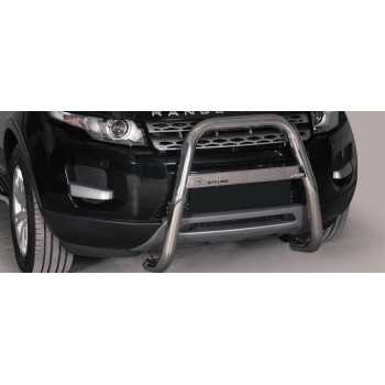 BIG BAR 63 MM INOX LAND ROVER EVOQUE 2012-