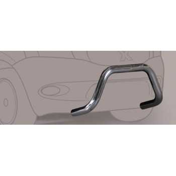 SUPER BAR INOX 76MM LAND ROVER FREELANDER 01-03