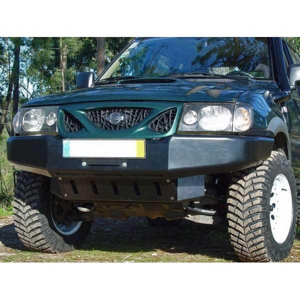 Pare chocs AFN avec support de treuil Nissan Terrano II 2003-