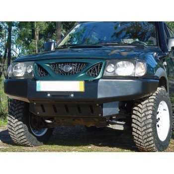 Pare choc AFN avec support de treuil Nissan Terrano II 2003-