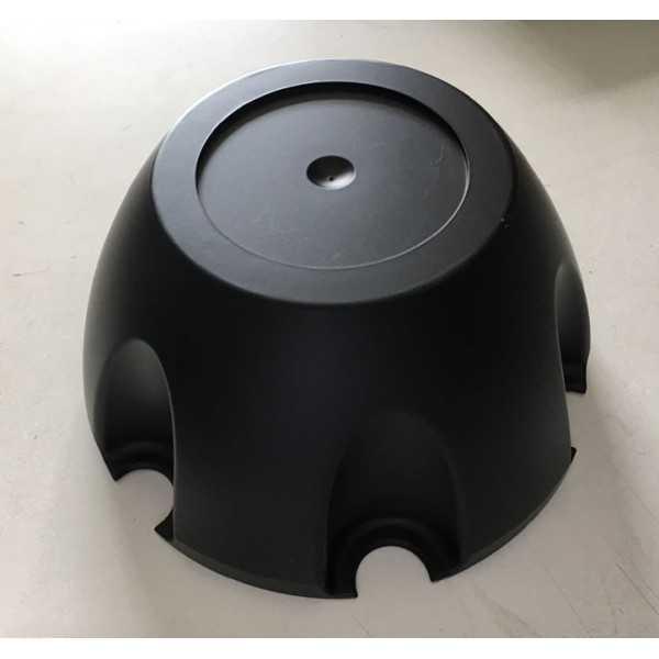 Cache moyeu plastique noir