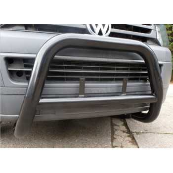 Médium bar noir 76 mm Volkswagen T5 2003-2015