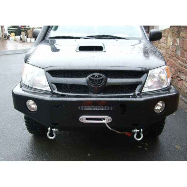 Pare chocs AFN avec support de treuil Toyota Hilux 2004-2014