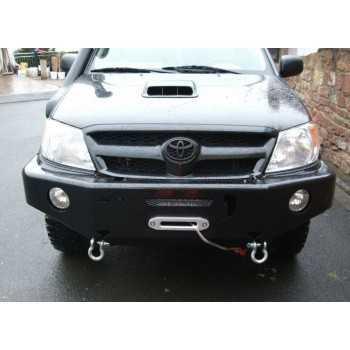 Pare choc AFN avec support de treuil Toyota Hilux 2005-2010