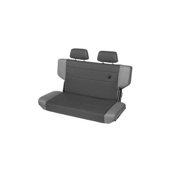 Banquette tissu grise TRAILMAX™ II arière Jeep Wrangler 1997 à 2006