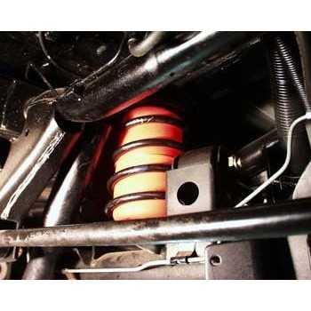 Compensateur de charge mitsubishi Pajero V60 01/2000-10/2006 3 ou 5 Portes
