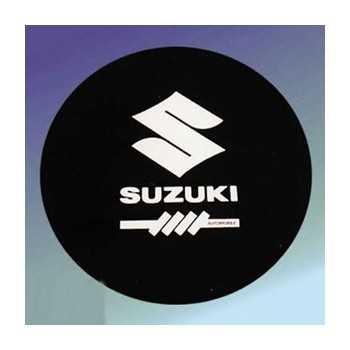 Housse de roue avec motif SUZUKI