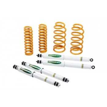 KIT SUSPENSION IRONMAN NISSAN PATROL GR Y61 3 Portes 1998- RESPONSE