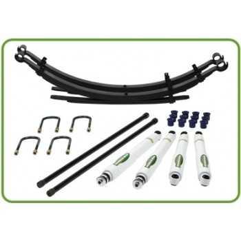 Kit suspension IRONMAN medium Mazda série B 1987-2006