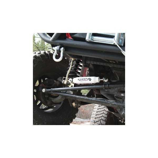 AMORTISSEUR DE DIRECTION ORV JEEP YJ 87-95, TJ 97-06, WRANGLER UNLIMITED 04-06, XJ 84-01, ZJ 93-98