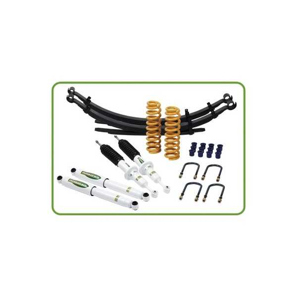 Kit suspension IRONMAN medium Mitsubishi L200 2006-2015