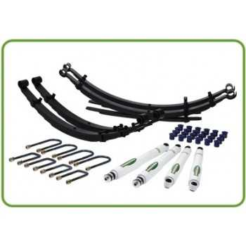 KIT SUSPENSION IRONMAN SUZUKI SAMOURAI 410-413-LJ- SANTANA