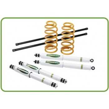 KIT SUSPENSION IRONMAN ELITE ISUZU TROOPER 1992+ RENFORCEES