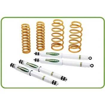 KIT SUSPENSION IRONMAN RESPONSE JEEP WRANGLER JK 3 PORTES 2006-