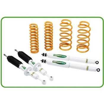 KIT SUSPENSION IRONMAN ELITE LAND ROVER DISCOVERY II TD 5 99-2005 RENFORCEES