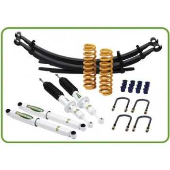 KIT SUSPENSION IRONMAN MITSUBISHI L200 2005- RENFORCES