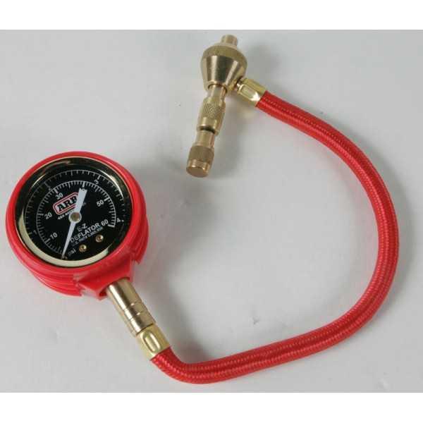 Degonfleur de pneu Kg, PSI et BAR