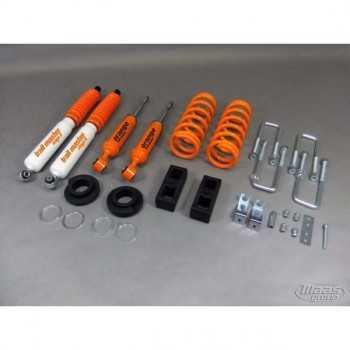 Kit suspension TRAIL MASTER  40-50 mm Nissan Navara D40