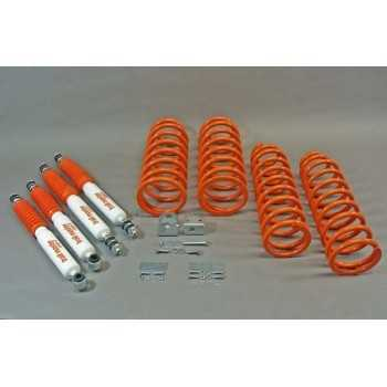 Kit suspension Trail Master + 75 mm Toyota HDJ80/105 1990-1998