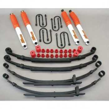 Kit suspension Trail Master + 50 mm Suzuki Samourai, SJ 410, SJ 413