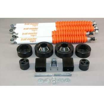 KIT SUSPENSION TRAIL MASTER  50 MM JEEP WRANGLER JK 2007-