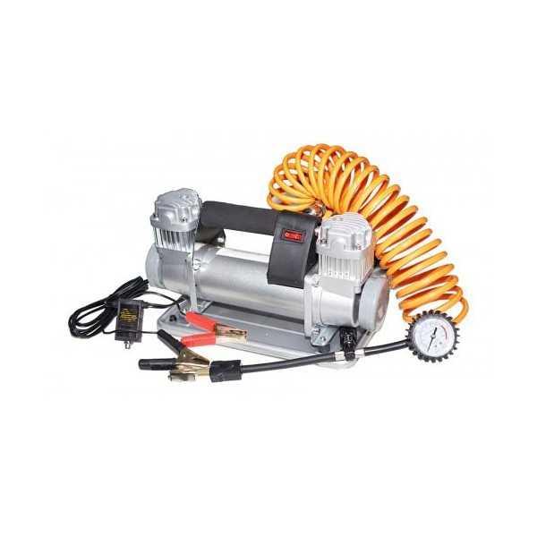 Compresseur bi-cylindre MONSTER 12 Volts 150 L/Minutes