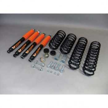 Kit suspension TRAIL MASTER Combay 50 mm Jeep Wrangler JK 2007-