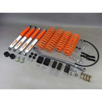 KIT SUSPENSION TRAIL MASTER  75 MM JEEP WRANGLER JK DIESEL 2007-