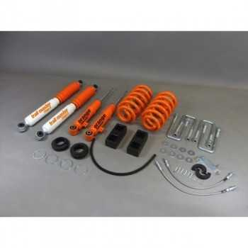 Kit suspension Trail Master + 50 mm Mitsubishi L200 2006-2015