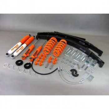 Kit suspension Trail Master + 65/75 mm Mitsubishi L200 2006-